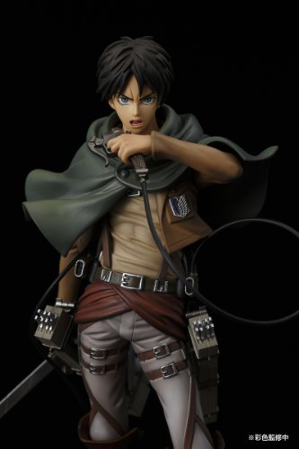 Image 6 for Shingeki no Kyojin - Eren Yeager - BRAVE-ACT - 1/8 (Sentinel)