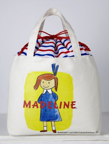 Image 2 for Madeline Character Book W/Original Tote Bag