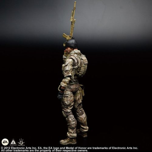 Image 6 for Medal of Honor: Warfighter - Preacher - Play Arts Kai (Square Enix)