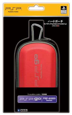 Image for Hard Pouch Go (Red)