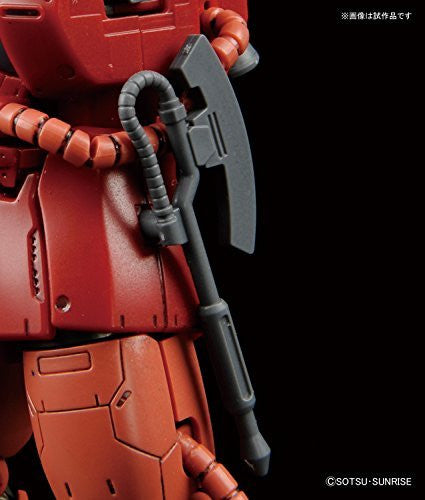 Image 10 for Kidou Senshi Gundam: The Origin - MS-06S Zaku II Commander Type Char Aznable Custom - HG Gundam The Origin - 1/144 (Bandai)