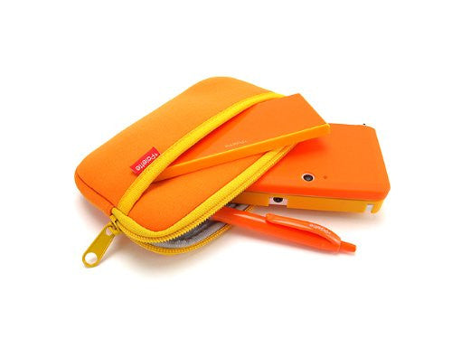 Image 6 for Palette Rubber Hardcover for 3DS (Sunset Orange)