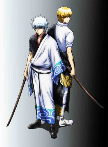 Image 1 for Gintama Encho Sen 1 [DVD+CD Limited Edition]