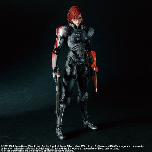 Image 2 for Mass Effect 3 - Jane Shepard - Play Arts Kai (Square Enix)