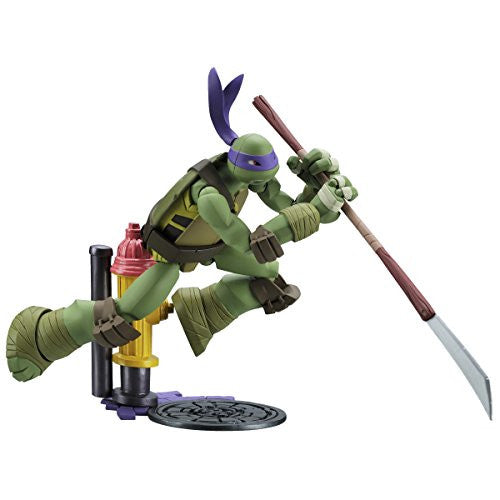Image 5 for Teenage Mutant Ninja Turtles - Donatello - Revoltech (Kaiyodo)