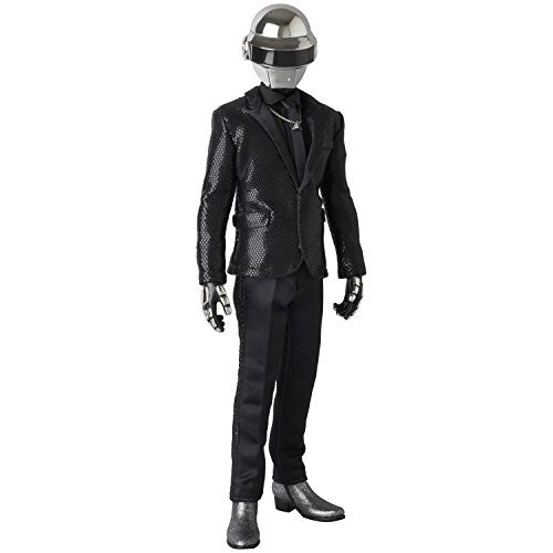 Image 1 for Daft Punk - Thomas Bangalter - Real Action Heroes #680 - 1/6 - Random Access Memories (Medicom Toy)