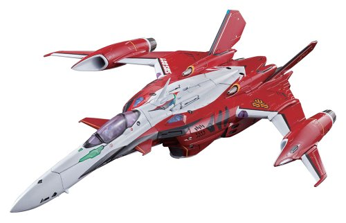 Image 3 for Macross Frontier The Movie ~Sayonara no Tsubasa~ - YF-29 Durandal Valkyrie (Saotome Alto Custom) - DX Chogokin - 1/60 (Bandai)