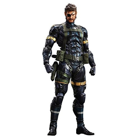Image for Metal Gear Solid V: Ground Zeroes - Naked Snake - Play Arts Kai (Square Enix)