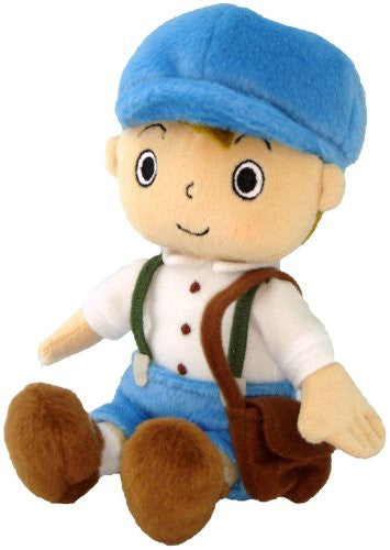 Image 1 for Layton Kyouju to Eien no Utahime - Luke Triton - Plush (Size Small) (San-ei)