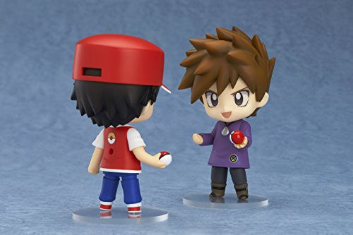 Pocket Monsters Aka - Pocket Monsters Midori - Red - Green - Nendoroid #612
