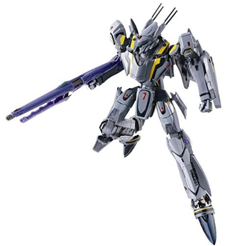 Image for Macross Frontier - Macross Frontier The Movie ~Sayonara no Tsubasa~ - VF-25S Messiah Valkyrie (Ozma Lee Custom) - DX Chogokin - 1/60 - Renewal Ver. (Bandai)