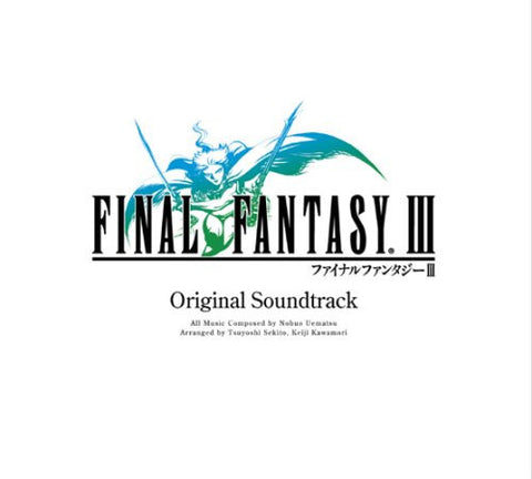 Image for FINAL FANTASY III Original Soundtrack