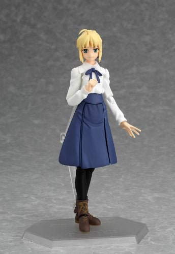 Image 3 for Fate/Stay Night - Saber - Figma #050 - Casual Clothes Ver. (Max Factory)