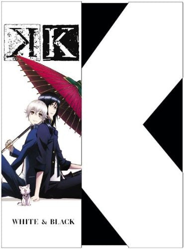 Image 1 for K Image Blu-ray White & Black [Blu-ray+CD]