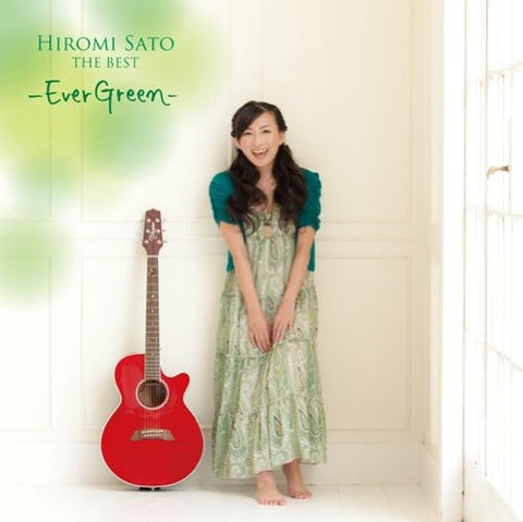 Image for Hiromi Sato THE BEST -Ever Green-