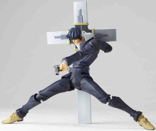 Image 7 for Trigun: Badlands Rumble - Nicholas D. Wolfwood - Revoltech - No. 092