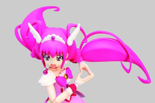 Image 8 for Smile Precure! - Cure Happy - Candy - S.H.Figuarts (Bandai)