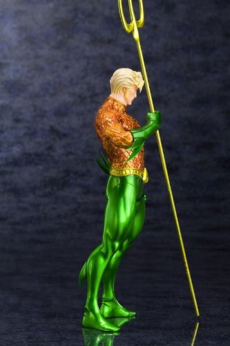 Image 10 for Justice League - Aquaman - DC Comics New 52 ARTFX+ - 1/10 (Kotobukiya)