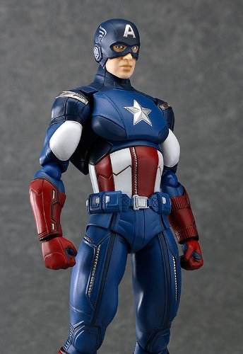 Image 5 for The Avengers - Captain America - Figma #226 (Max Factory)