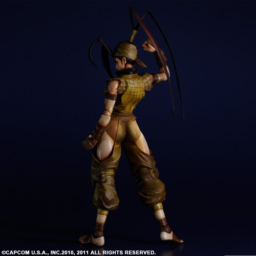 Image 6 for Super Street Fighter IV - Ibuki - Play Arts Kai (Square Enix)