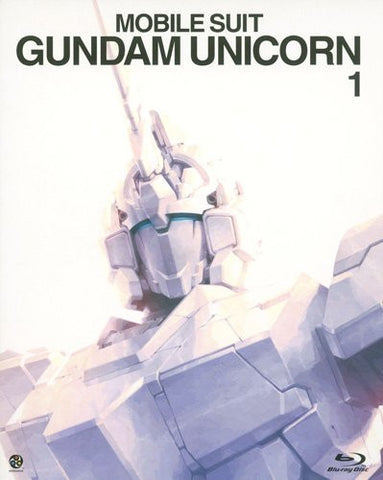Image for Mobile Suit Gundam Unicorn Vol.1 [Gundam 35th Anniversary Encore Limited Edition]
