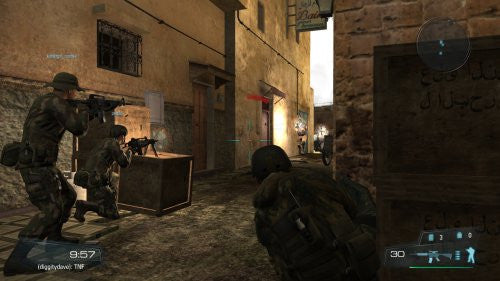 Image 3 for SOCOM: Confrontation (w/ Headset)