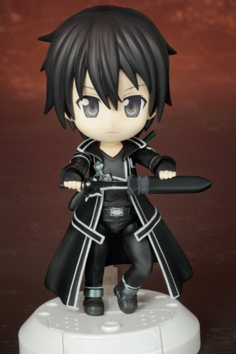 Image 3 for Sword Art Online - Kirito - Nanorich - Voice Collection (Griffon Enterprises)
