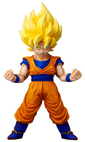 Dragon Ball Z - Son Goku SSJ - DefoReal Series (Plex, X-Plus)