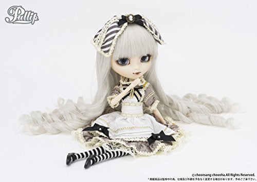 Image 7 for Pullip P-129 - Pullip (Line) - Classical Alice - 1/6 - Sepia Version (Groove)