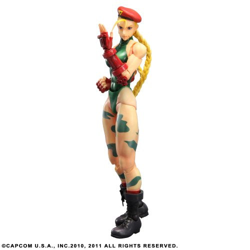 Image 1 for Super Street Fighter IV: Arcade Edition - Cammy - Play Arts Kai (Square Enix)