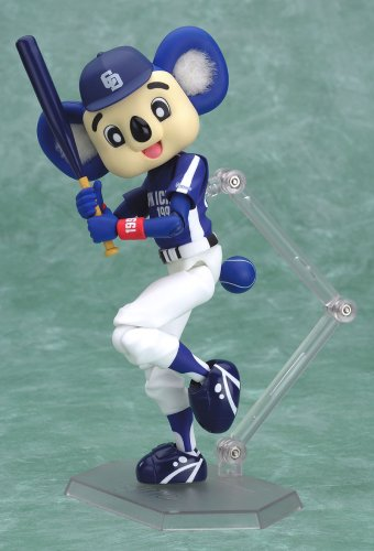 Image 3 for Chunichi Dragons - Doala - Figma #017 - Visitor Ver. (Max Factory)