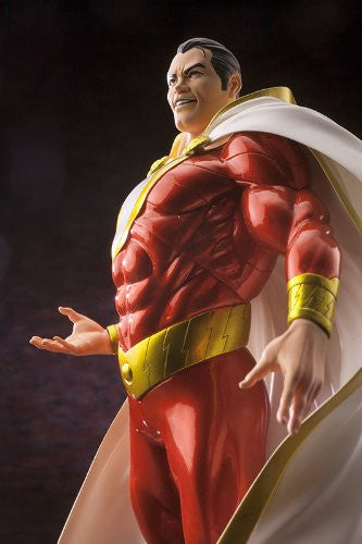 Image 3 for Justice League - Shazam! - Captain Marvel - DC Comics New 52 ARTFX+ - 1/10 (Kotobukiya)
