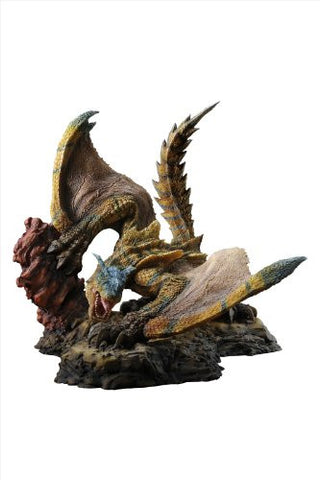 Monster Hunter - Tigrex - Capcom Figure Builder Creator's Model (Capcom)
