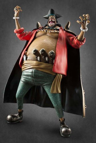 Image 7 for One Piece - Marshall D. Teach - Excellent Model - Portrait Of Pirates EX - 1/8 - Ver.1.5 (MegaHouse)