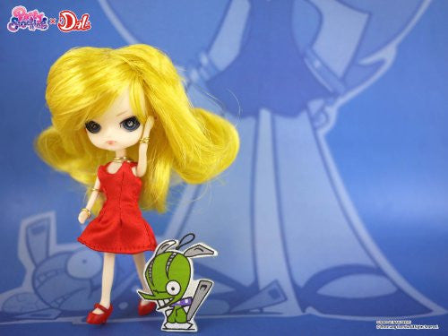 Image 3 for Panty & Stocking with Garterbelt - Panty Anarchy - Chuck - Pullip (Line) - Dal - Docolla - 1/9 (Groove)