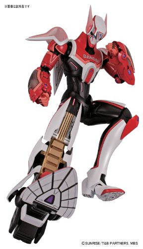 Image 2 for Tiger & Bunny - Barnaby Brooks Jr. - MG Figurerise - 1/8 (Bandai)