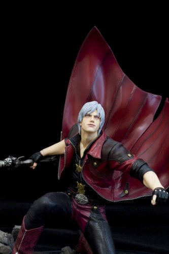 Image 7 for Devil May Cry 4 - Dante Sparda - ARTFX Statue - 1/6 (Kotobukiya)