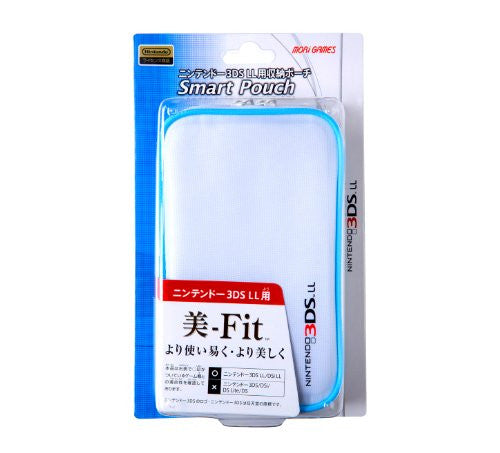 Image 1 for Smart Pouch for 3DS LL (White)