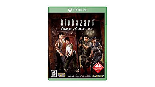 Biohazard Origins Collection