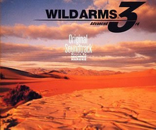Image for WILD ARMS Advanced 3rd Original Soundtrack