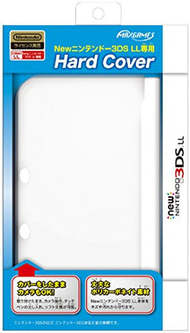 Image for Hard Cover for New 3DS LL (Clear)