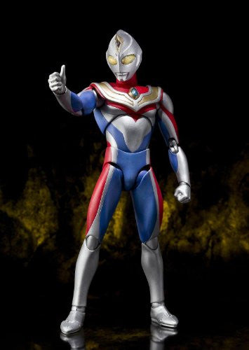 Image 3 for Ultraman Dyna - Ultra-Act - Flash Type (Bandai)