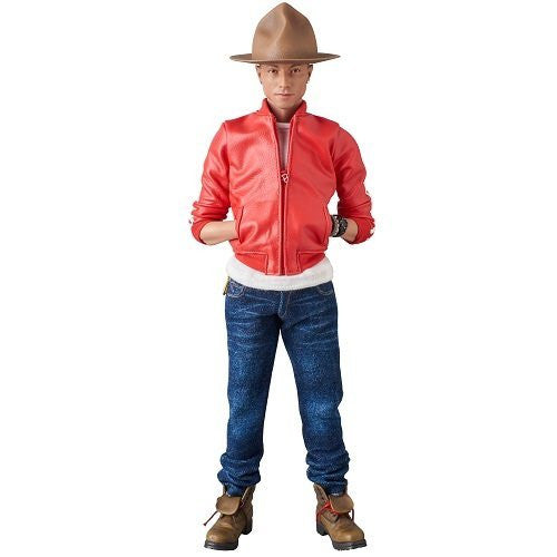 Image 1 for Pharrell Williams - Real Action Heroes No.755 - 1/6 - Get Lucky (Medicom Toy)