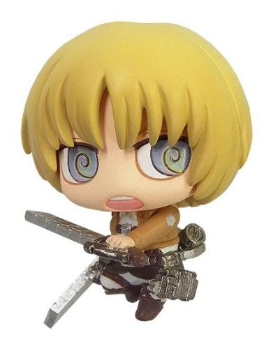 Image 4 for COLOR COLLECTION ATTACK ON TITAN (SET OF 8 PIECES)