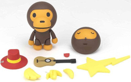 Image 7 for A Bathing Ape - Baby Milo - Revoltech - 115 (Kaiyodo)