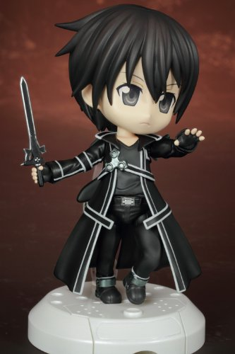 Image 4 for Sword Art Online - Kirito - Nanorich - Voice Collection (Griffon Enterprises)