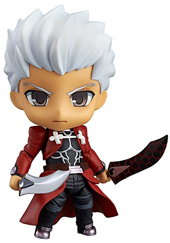 Image 1 for Fate/Stay Night Unlimited Blade Works - Archer - Nendoroid #486 - Super Movable Edition (Good Smile Company)