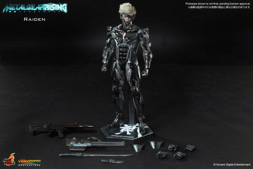 Image 7 for Metal Gear Rising: Revengeance - Raiden - VideoGame Masterpiece VGM17 - 1/6 (Hot Toys)
