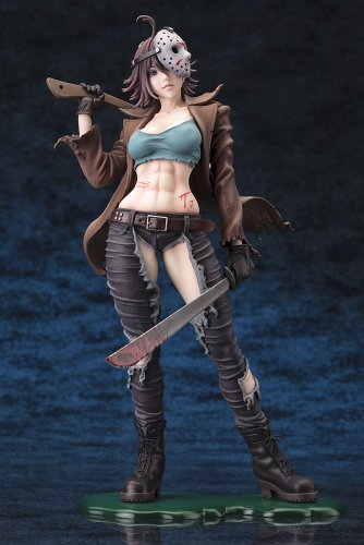 Image 3 for Friday the 13th - Jason Voorhees - Bishoujo Statue - Movie x Bishoujo - 1/7 (Kotobukiya)