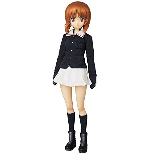 Image 2 for Girls und Panzer - Nishizumi Miho - Real Action Heroes #682 - 1/6 (Medicom Toy)